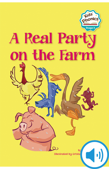 A Real Party on the Farm